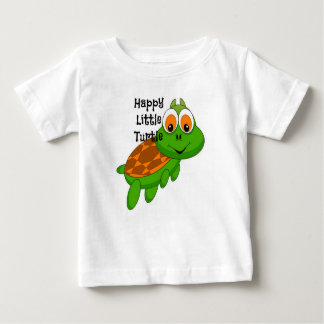 Happy Little Turtle T-Shirt