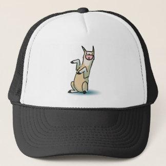 Happy Llama Trucker Hat