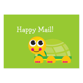 Happy Mail by Creating My Best Life! Business Card Template