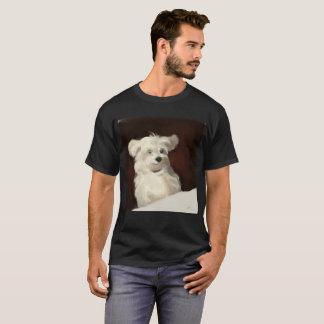Happy Maltese t-shirt