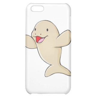 Happy Manatee Cartoon iPhone 5C Case