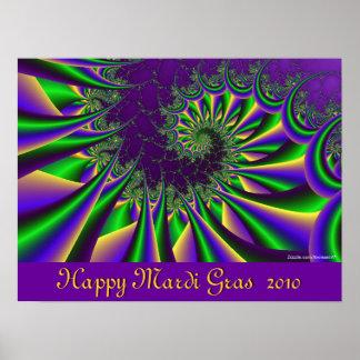 Happy Mardi Gras  2010 (5) Posters