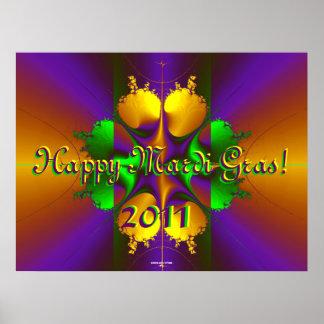Happy Mardi Gras  2011  (8) Posters