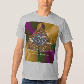 Happy Mardi Gras 2012 (2) Tees