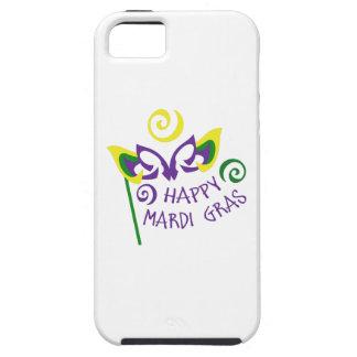 HAPPY MARDI GRAS iPhone 5 CASE