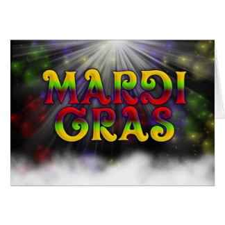 Happy Mardi Gras, Celebration Cards
