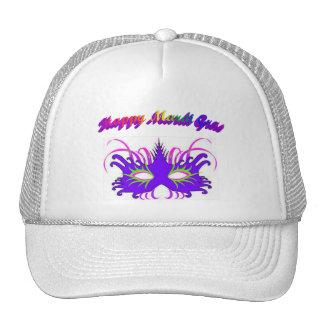 Happy Mardi Gras Hat