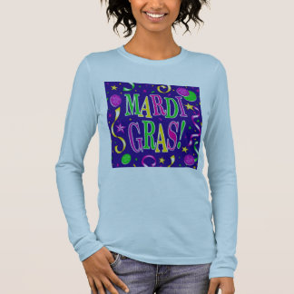 HAPPY MARDI GRAS LONG SLEEVE T-Shirt
