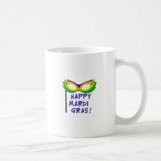 HAPPY MARDI GRAS MUGS