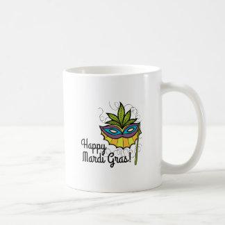 Happy Mardi Gras Mug