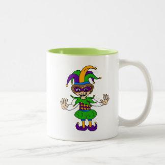 Happy Mardi Gras! Mug