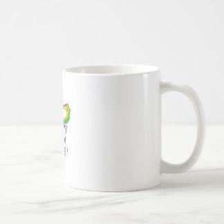 HAPPY MARDI GRAS COFFEE MUG
