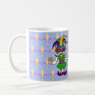 Happy Mardi Gras! Coffee Mugs