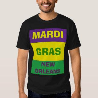 HAPPY MARDI GRAS SHIRT