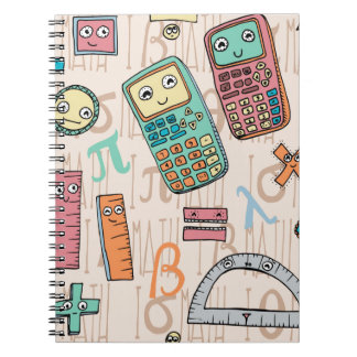Happy Math Notebooks