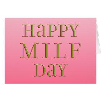 Happy MILF Day Card