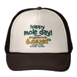 Happy Mole Day Hat