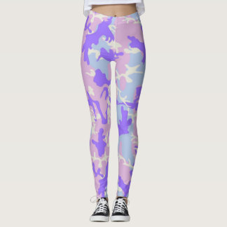 Happy Molly Camo Leggings
