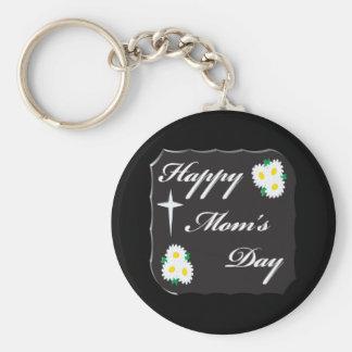 Happy Moms Day Key Chains