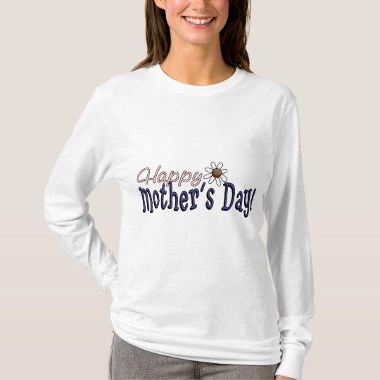happy_moms_day_wordart T-Shirt