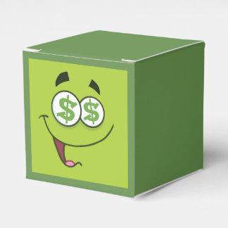 Happy Money Emoji Favour Box