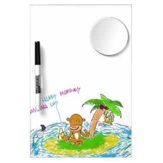 Happy (monkey banana) day! Dry-Erase whiteboards