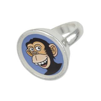 Happy Monkey Ring