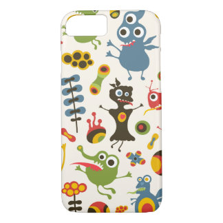 Happy Monsters iPhone 7 Case