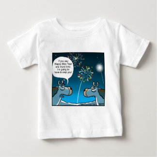 Happy Moo Year Baby T-Shirt