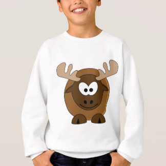 Happy Moose Sweatshirt