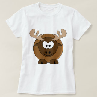 Happy Moose T-Shirt