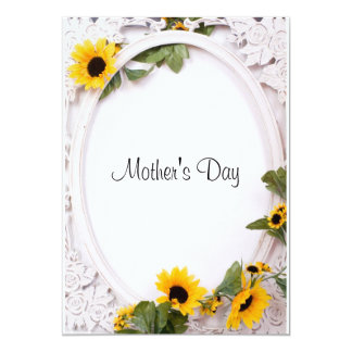 Happy Mother' S Day 13 Cm X 18 Cm Invitation Card