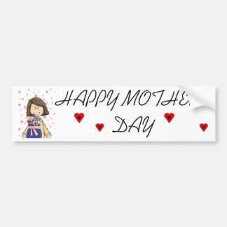 Happy Mother s Day Bumper Sticker