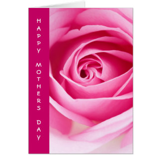Happy Mother´s Day greeting card