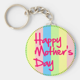 Happy Mother s day keychain
