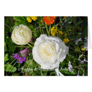 Happy Mothering Sunday Greeting Card