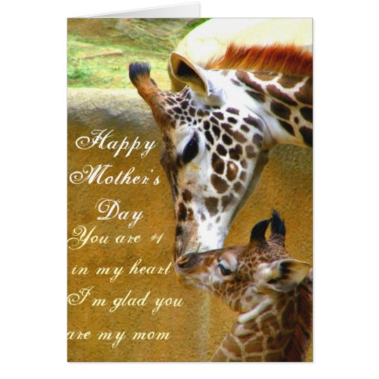 Happy Mother's_Card Card
