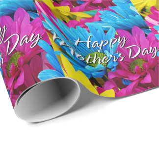 Happy Mother's Day 24 Wrapping Paper