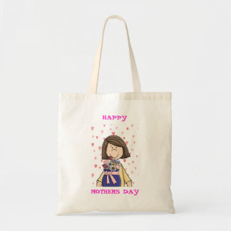 Happy Mother's Day Tote Bags