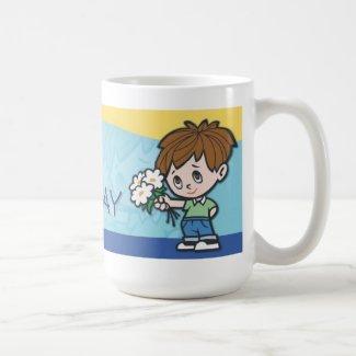 Happy Mother's Day Basic White Mug