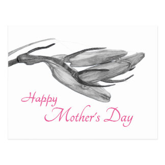 Happy Mother's Day | Birthday Bluebell Postcard