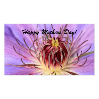 Happy Mothers Day! bookmark Pack Of Standard Business Cards