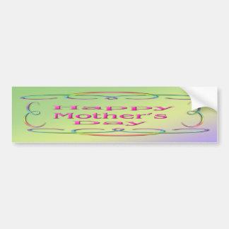 Happy Mother's Day Bumper Sticker