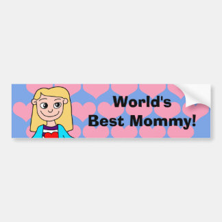 Happy Mother's Day Bumper Sticker