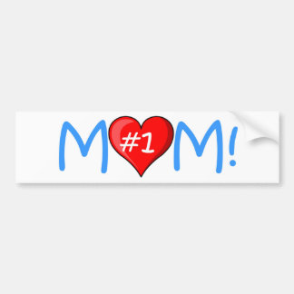 Happy Mother's Day! Bumper Sticker
