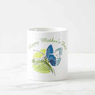 Happy Mother's Day Butterfly 1 Mugs