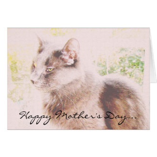 Happy Mother's Day... Greeting Card