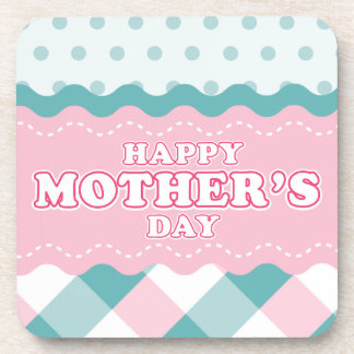 Happy Mother's Day Cork Coaster