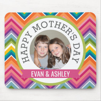 Happy Mother's Day - Custom Photo Template Mouse Pad