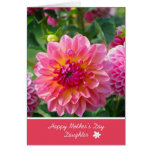 Happy Mother's Day Daughter Greeting Card